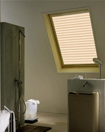 Original Pleated Blinds for VELUX® Windows