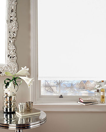 Blocklight White Blackout Blinds