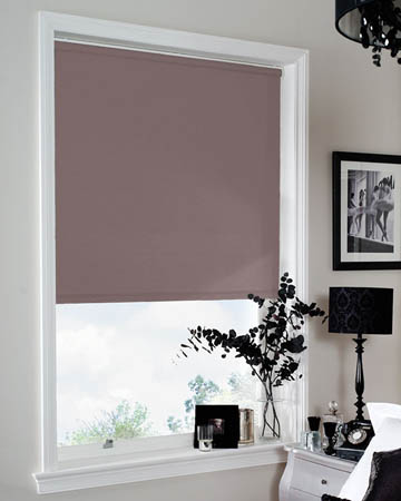 Eclipse Banlight Duo FR Taupe Blackout Blinds