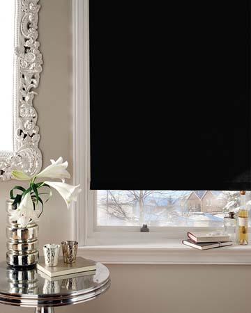 Louvolite Colourtex Blackout Granite Blackout Blinds