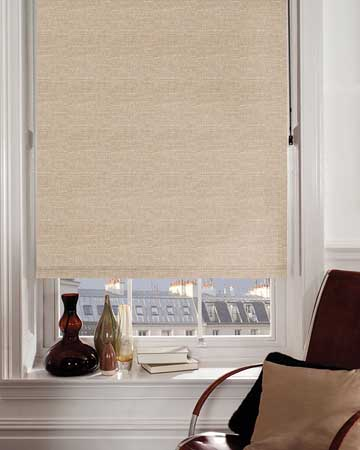 Louvolite Maine Angora Blackout Blinds