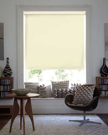 Louvolite Primary Frost Blackout Blinds