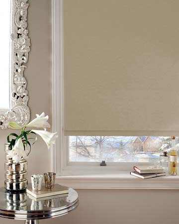 Louvolite Primary Shale Blackout Blinds