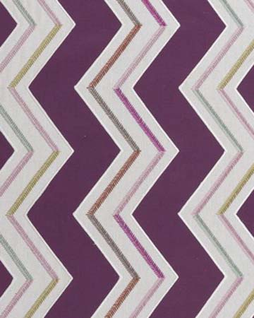 Clarke & Clarke Antibes Cassis Curtains