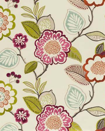 Clarke & Clarke Beaulieu Summer Curtains