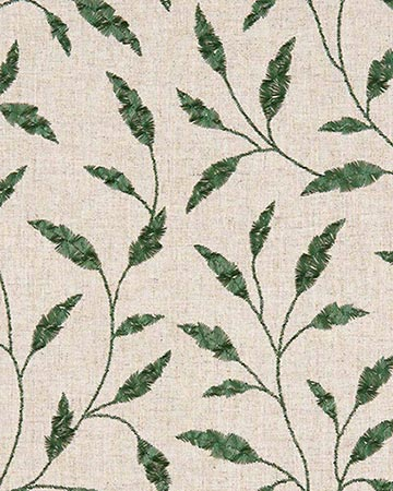 Clarke & Clarke Fairford Jade Curtains