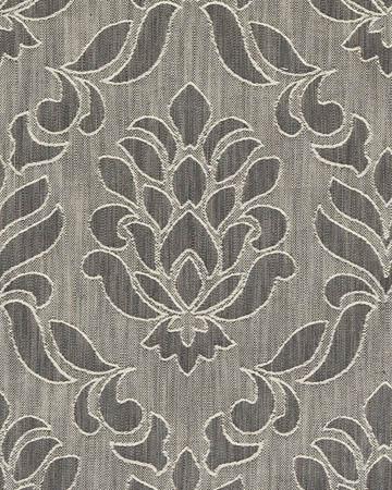 Clarke & Clarke Fairmont Charcoal Curtains