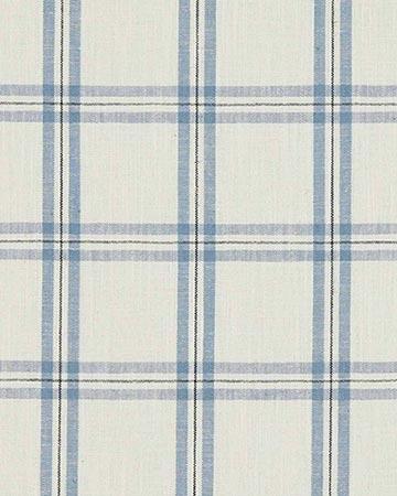 Clarke & Clarke Kelmscott Denim Curtains