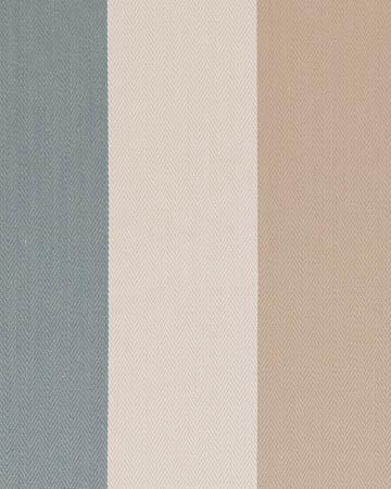 Clarke & Clarke Lawn Stripe Mineral Curtains