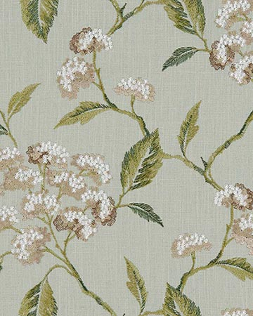 Clarke & Clarke Summerby Duckegg Curtains