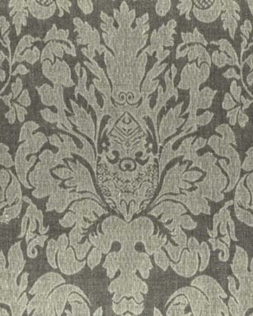 Clarke & Clarke Valentina Charcoal Curtains