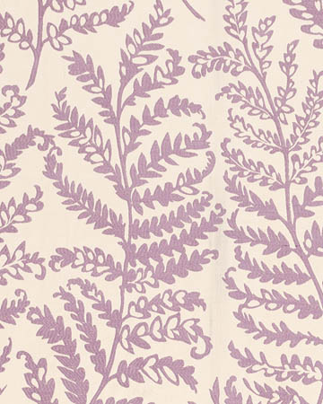 Clarke & Clarke Wild Fern Heather Curtains