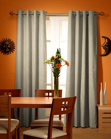 Edgar Cream Curtains