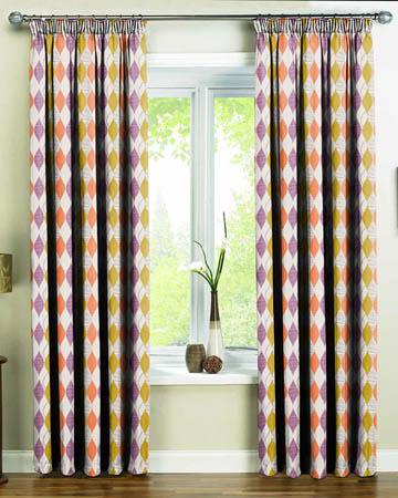 Prestigious Alderley Amethyst Curtains