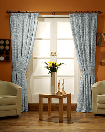 Prestigious Arlo Duck Egg Curtains