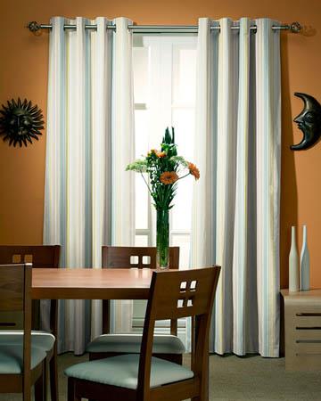 Prestigious Bali Azure Curtains