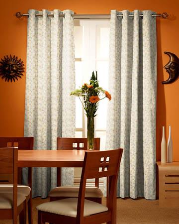 Prestigious Camelia Latte Curtains