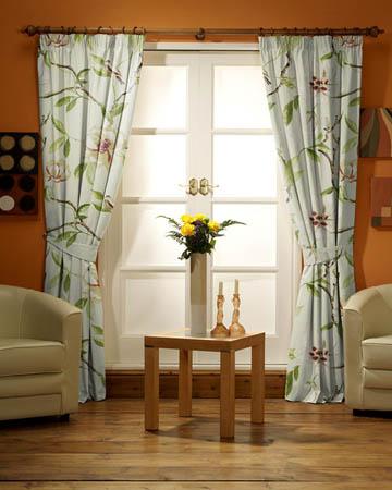 Prestigious Chinoise Chintz Curtains