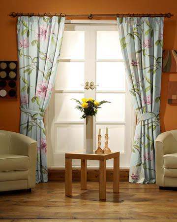 Prestigious Chinoise Duckegg Curtains