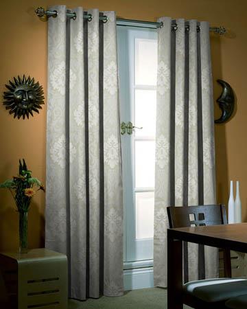Prestigious Coba Natural Curtains