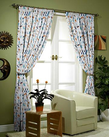 Prestigious Coco Plum Lagoon Curtains