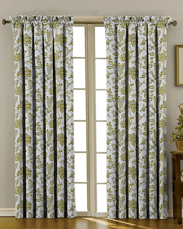 Prestigious Elysee Leaf Curtains