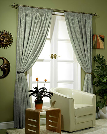 Prestigious Exmoor Willow Curtains