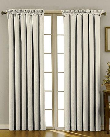 Prestigious Flynn Oatmeal Curtains