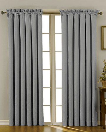 Prestigious Gem Chrome Curtains