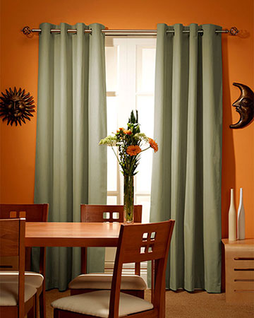 Prestigious Gem Oyster Curtains
