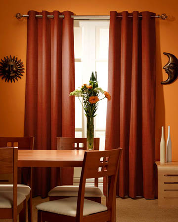 Prestigious Gem Redwood Curtains