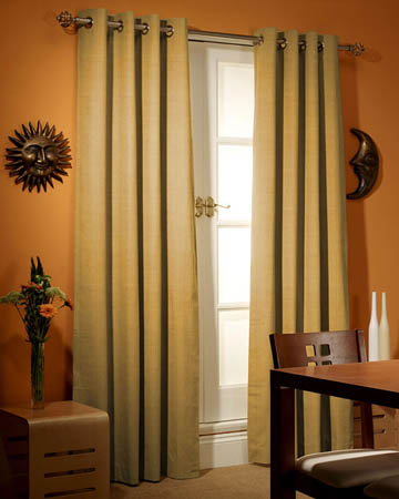 Prestigious Gem Satinwood Curtains