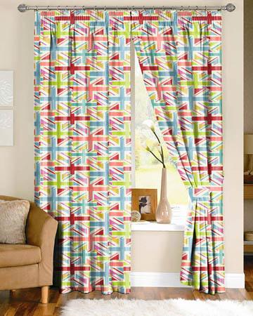 Prestigious Jack Spring Curtains