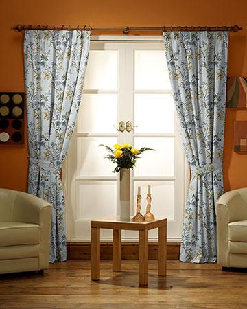 Prestigious Kew Vellum Curtains
