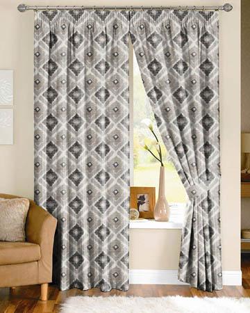 Prestigious Meknes Ash Curtains