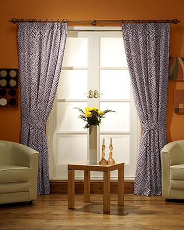 Prestigious Melbourne Aubergine Curtains