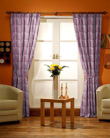 Prestigious Morella Cassis Curtains
