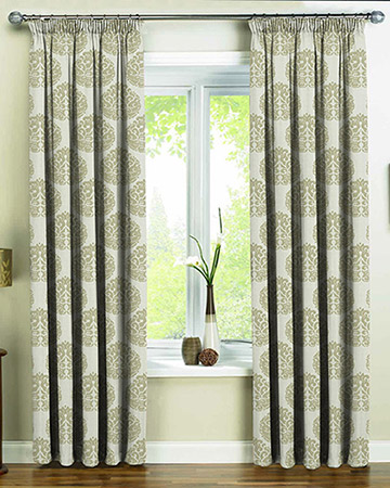 Prestigious Octavia Natural Curtains