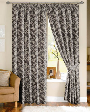 Prestigious Oracle Charcoal Curtains