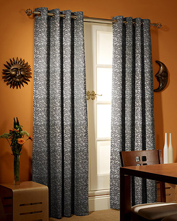 Prestigious Oregon Charcoal Curtains