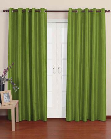 Prestigious Panama Evergreen Curtains
