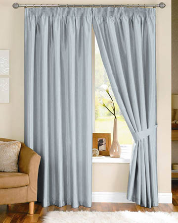 Prestigious Panama Ice Blue Curtains