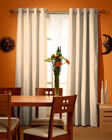Prestigious Polo Oyster Curtains