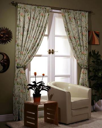 Prestigious Sayuri Chintz Curtains