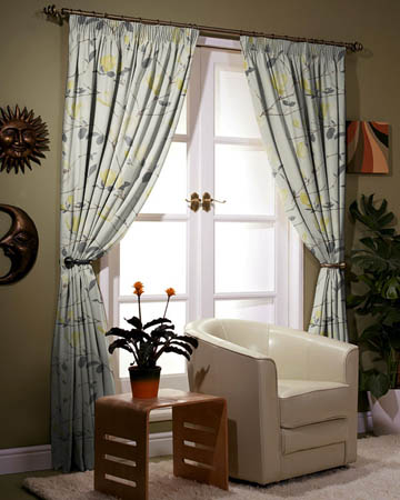 Prestigious Sayuri Mimosa Curtains