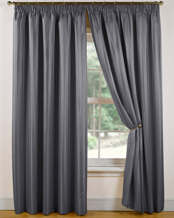 Prestigious Textiles Shine Steel Curtains Blinds Uk