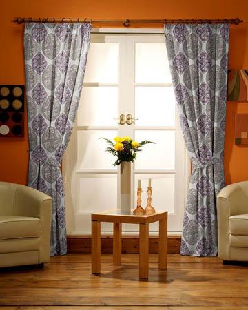 Prestigious Tarfaya Amethyst Curtains