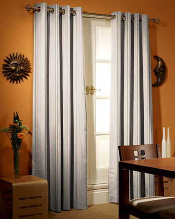 Prestigious Tuxedo Viola Curtains
