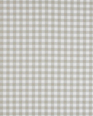 Studio G Gingham Check Taupe Curtains