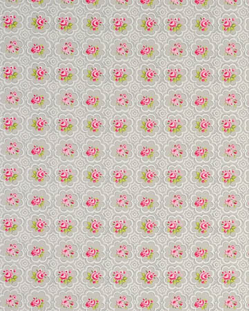 Studio G Rose Tile Pebble Curtains